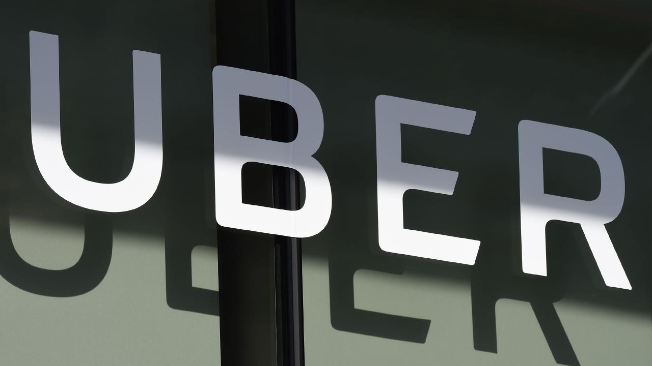 The transport tech giant Uber is making a fresh push into Australian regional towns in New South Wales, Victoria, and Queensland this year. Picture: Robyn Beck / AFP