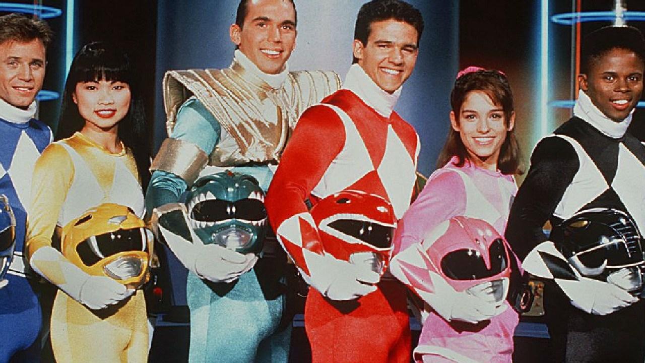 The original Power Rangers made mega stars of its five young actors.