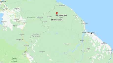 Defectors faced a 50km trek through dense jungle to reach safety at Matthews Ridge in Guyana.