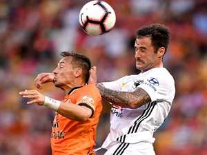 Flat Roar fail to fire against Phoenix