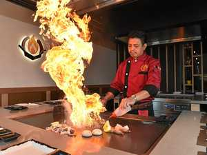 Meet the man behind the Coast's latest teppanyaki offering