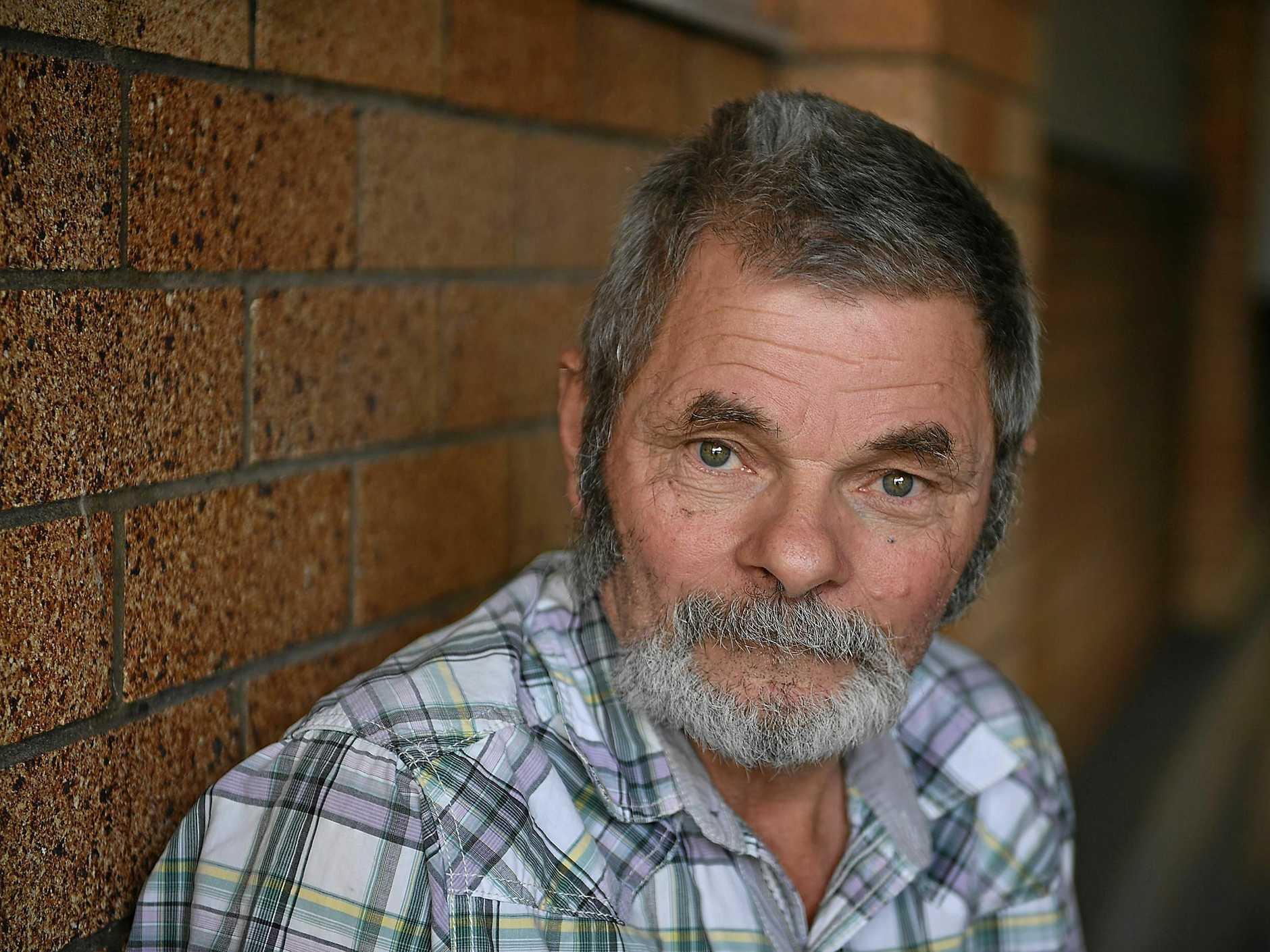 Joe Kiernan from Gympie was an abused orphan at Neerkol.