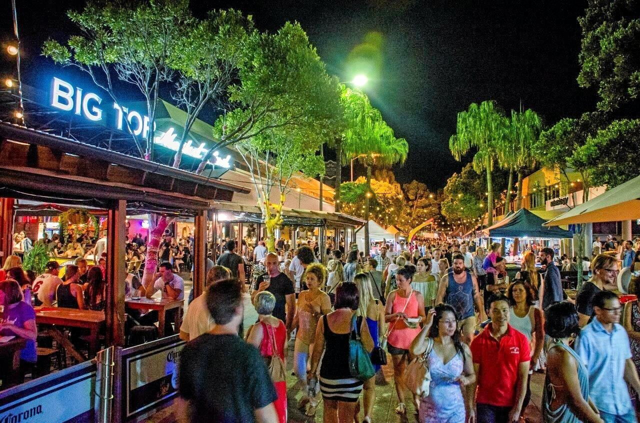 The Ocean Street Precinct will be marketed to the world with plans to turn it into a globally-recognised tourism hub.