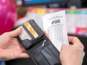 $2.8m richer: Coast shoppers get 'bit of a shock'
