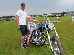 Motorcycle meet swamps Laidley