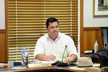 Fraser Coast Regional Council - Cr. Stuart Taylor.