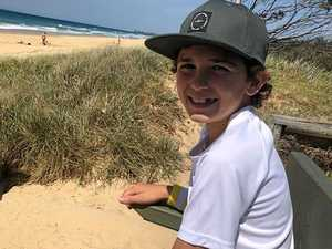 'It's a miracle': Boy crushed by tree to make full recovery