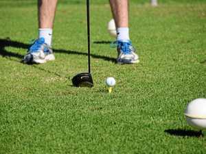 Golfers battle to be the best in the Burnett