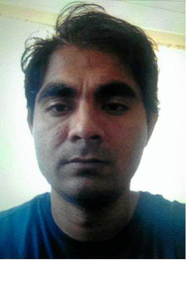 Murdered man Syeid Alam.