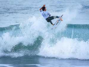 Wilson keen to lead new era of Aussie surfing