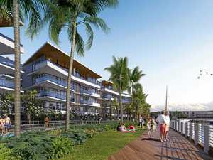 Developers reveal first stage cost of marina project