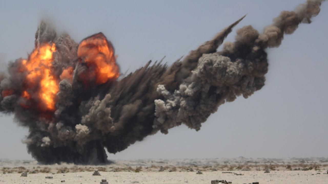Civil war has been tearing Yemen apart since 2015. Picture: AFP