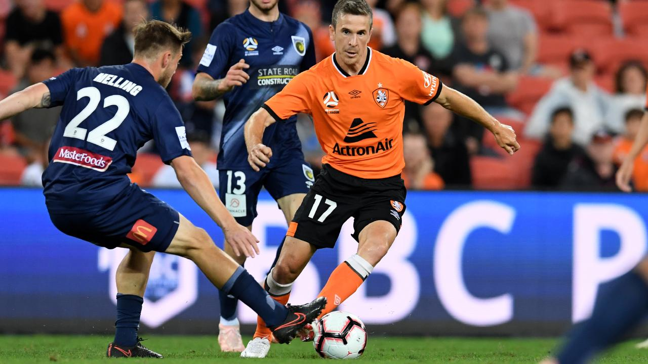 Matt McKay's 250th A-League appearance could be put on hold for another week.