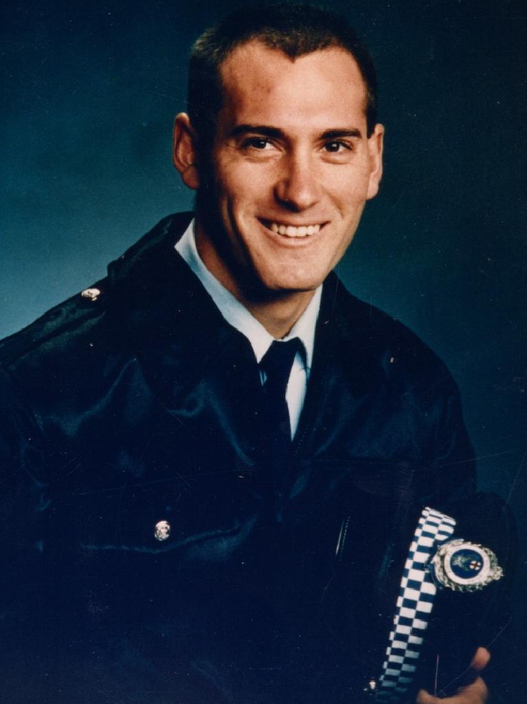 Former NSW Police officer Ashley Bryant, 44, suffered from PTSD before he died by suicide.