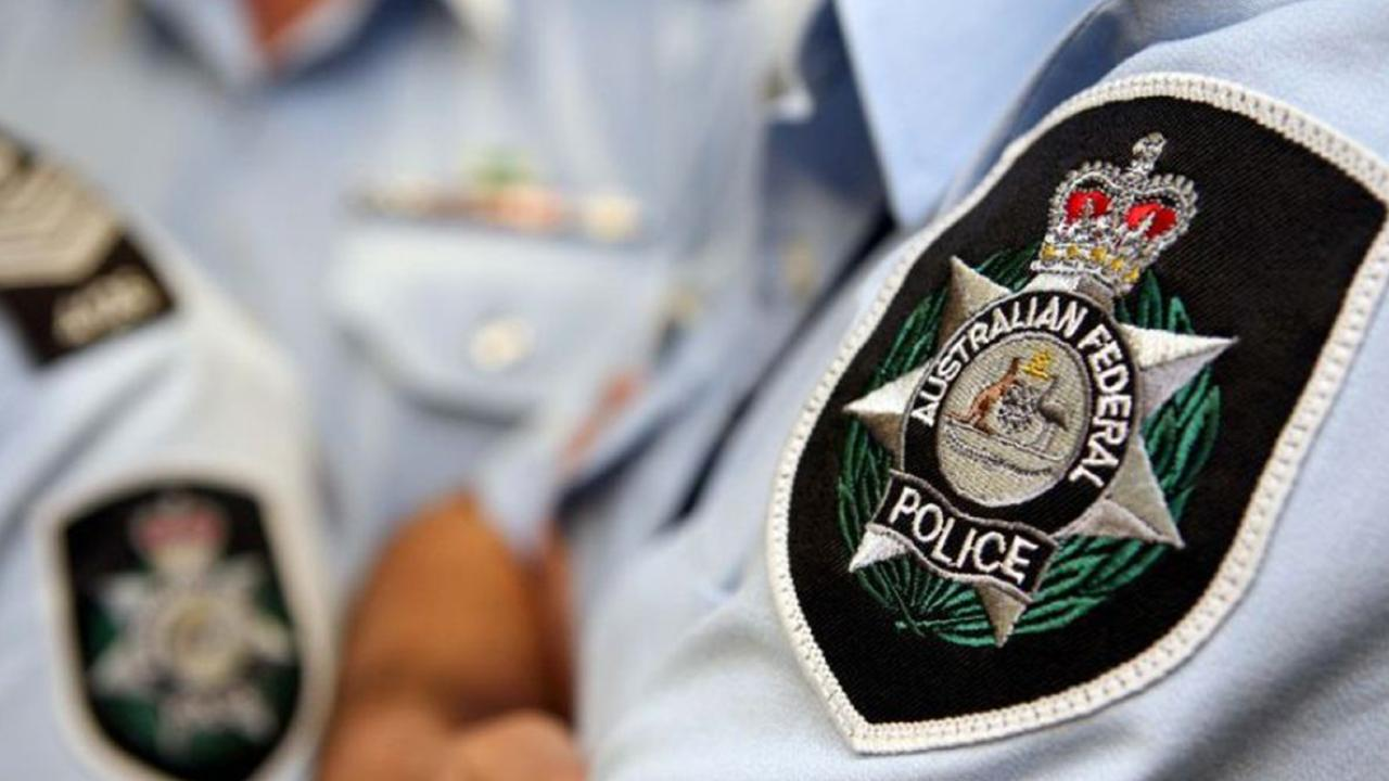 A mental health crisis is looming in the Australian Federal Police after a third officer appears to have taken his own life at work. Picture: Supplied