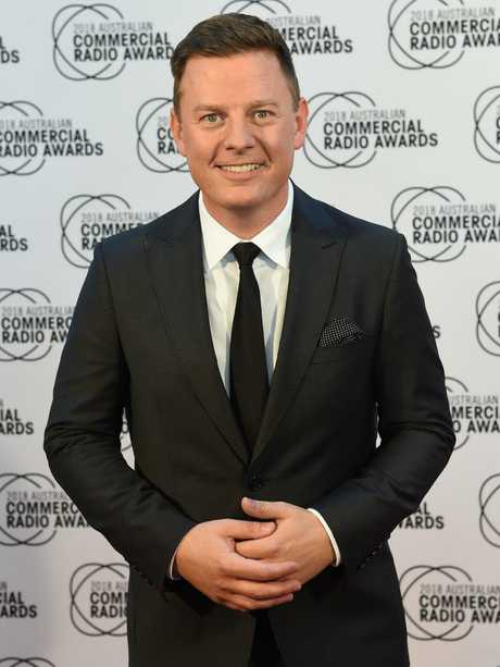 Ben Fordham revealed he has no passion to host Today. Picture: Lawrence Pinder