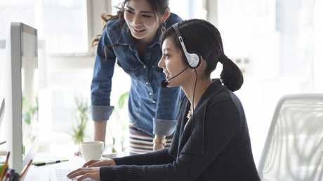 Staff contracted to private call centre operators have been found to be more efficient at handling a high volume of calls. Picture: iStock