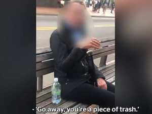 'White people only': Stunning rant against tourists