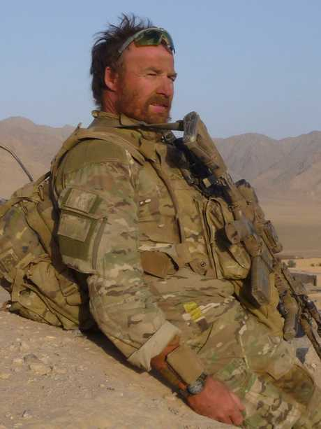 Sergeant Todd Langley was killed during a firefight with Taliban insurgents in Helmand Province.