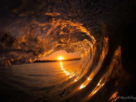 Voodoo Medic Jody Tieche's stunning surf photography.