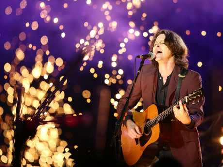These Days became a crowd favourite during Powderfinger's reign. Picture: Mark Kolbe/Getty Images.