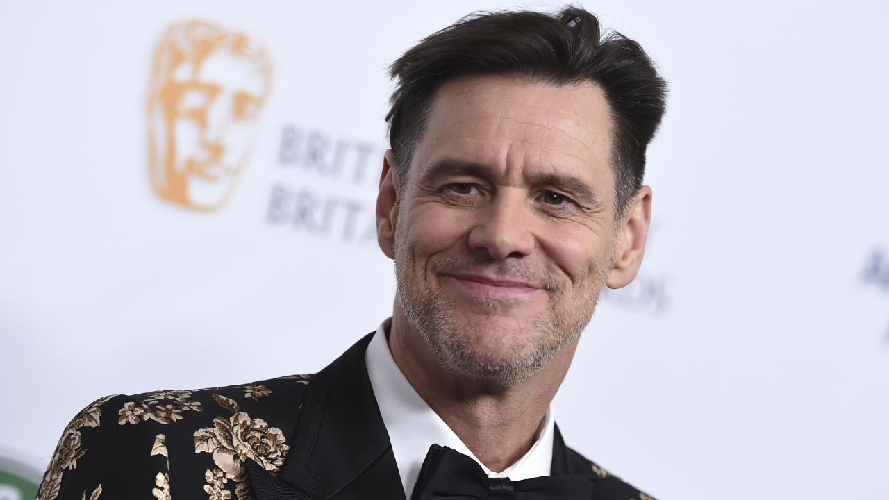 Jim Carrey is not a fan of Donald Trump. Picture: A P