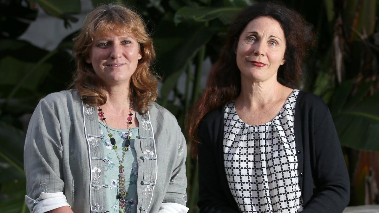 Tweed Shire Mayor Katie Milne and Deputy Mayor Chris Cherry.