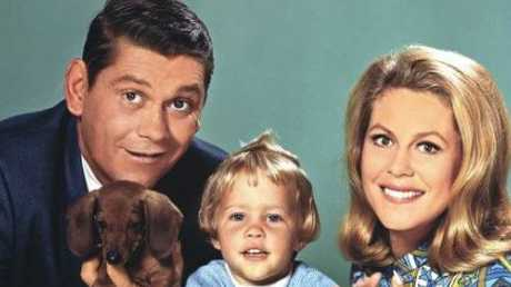 1960s TV show Bewitched was my first taste of the magic of Halloween. Picture: Supplied