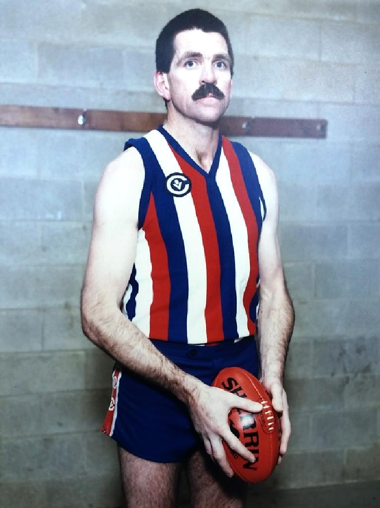Malcolm Scott was a keen sportsman.