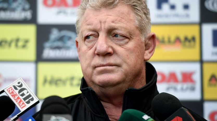 Phil Gould's $10m powerplay has come to fruition.