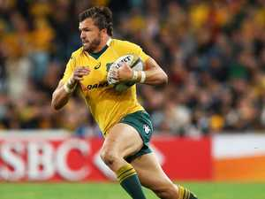 Ashley-Cooper makes shock Wallaby return