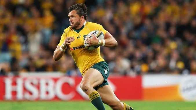 Adam Ashley-Cooper is pushing for a Test return. (Photo by Brendon Thorne/Getty Images)