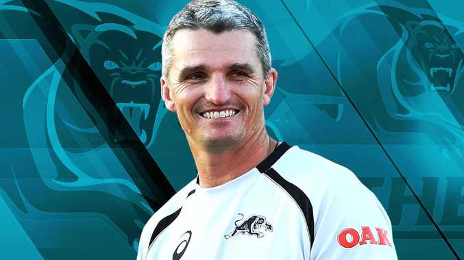 Ivan Cleary will return to the Panthers in 2019.