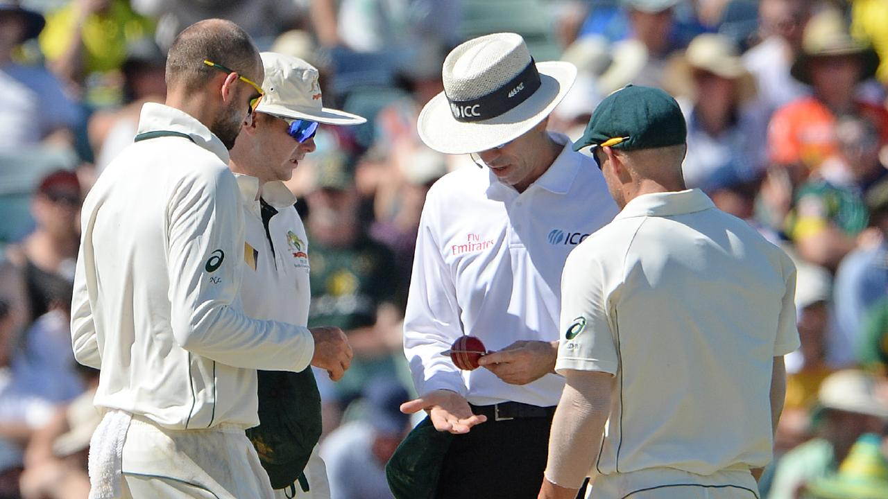 A proposal for umpires to use a sin bin has been recommended in the review.