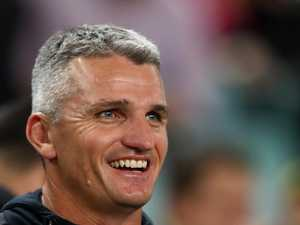 Cleary has 'unfinished business' at Panthers