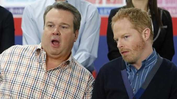 Modern Family fans are not impressed with the show at the moment. Picture: ABC/Jordin Althaus