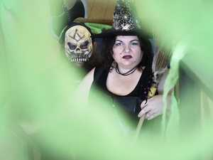Hundreds to visit Wicked Witch of Wilsonton on Halloween