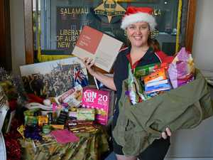 Donations and volunteers needed for Christmas Care Packs