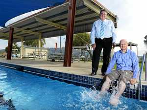 Lowood Pool set for overhaul