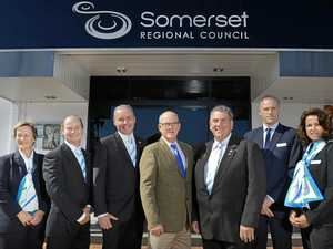 Somerset council reflect on term so far