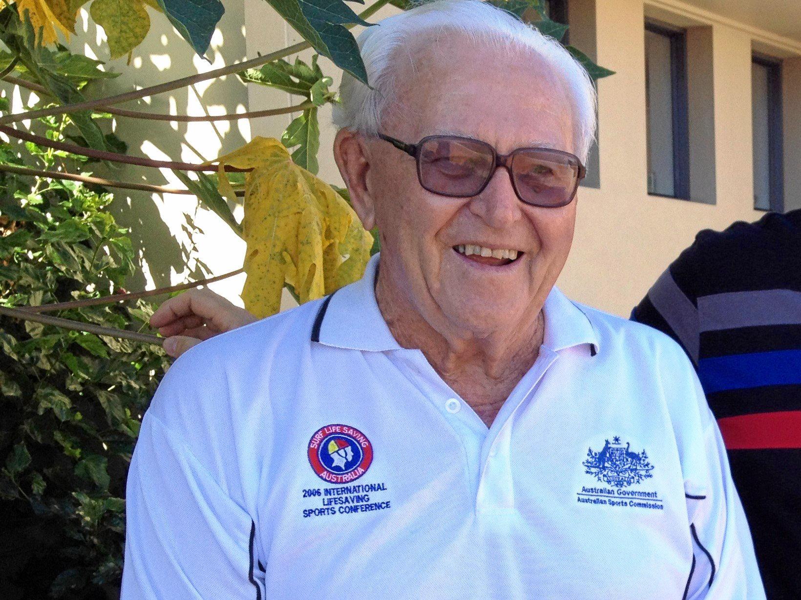 Beloved Surf Life Saving NSW life member, Gordon McNaughton, passed away on October 21 at the age of 93.