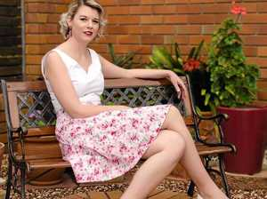 Warwick nurse launches stunning vintage fashion label