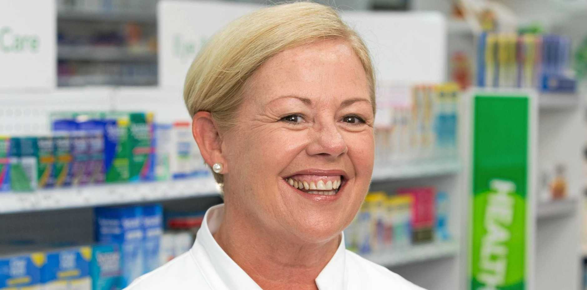 IN THE RACE: Port Macquarie pharmacist Judy Plunkett will run for pre-selection for The Nationals in the seat of Cowper.