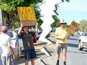 REVEALED: What swayed Landry on the flood levee debate