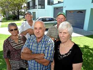 Demolish council building to save our homes: Residents