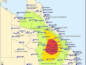 Thunderstorm forecast has CQ in firing line