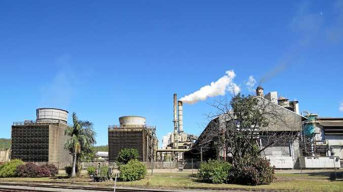 Plane Creek Mill in Sarina.