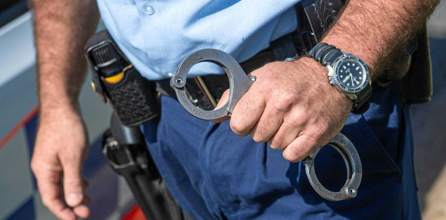 Police have charged a 16-year-old boy over an alleged unlawful wounding at Nambour on November 2.