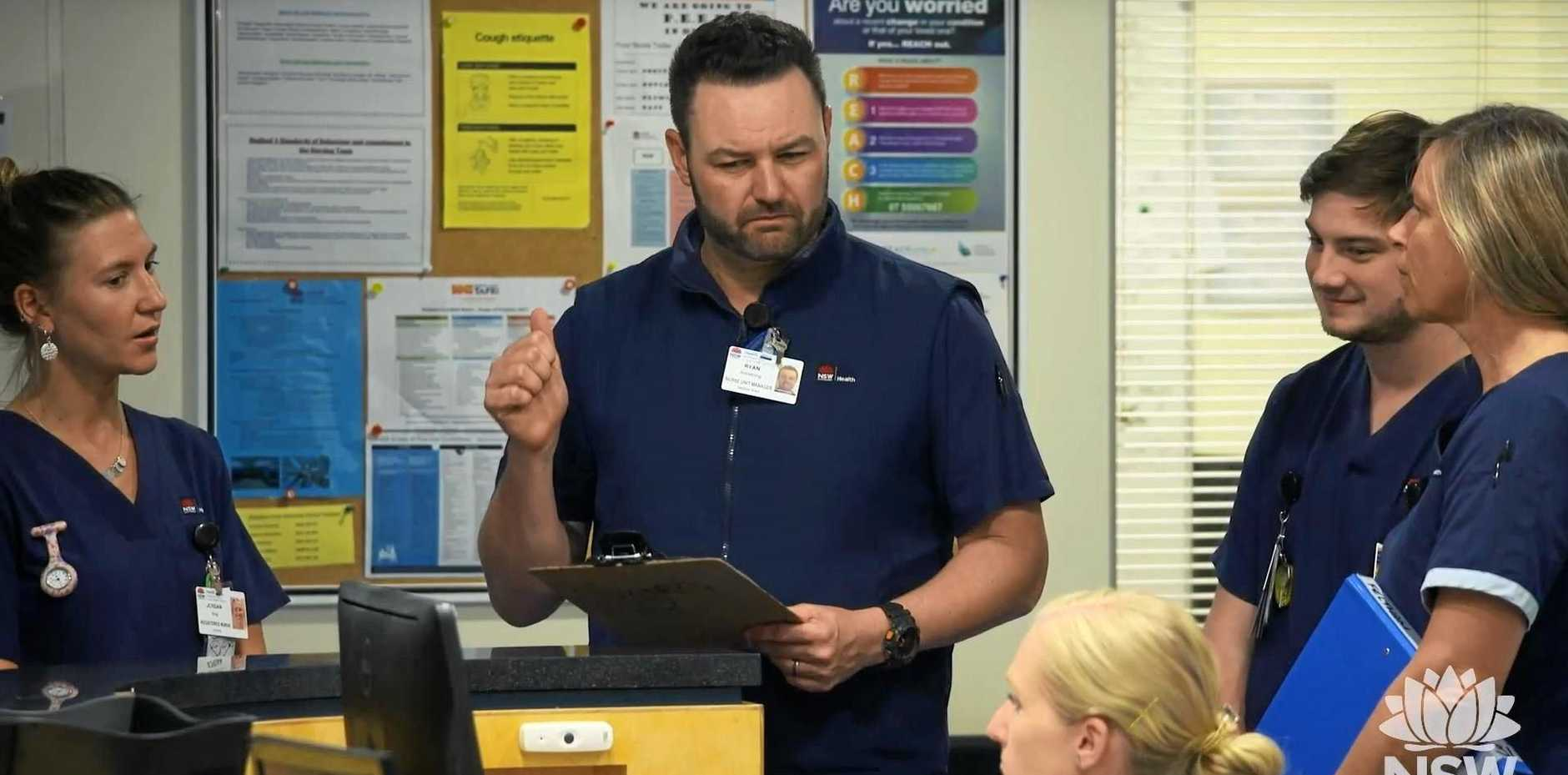 A new video has been released by Health Infrastructure on clinicians talking about the new Tweed Valley Hospital.