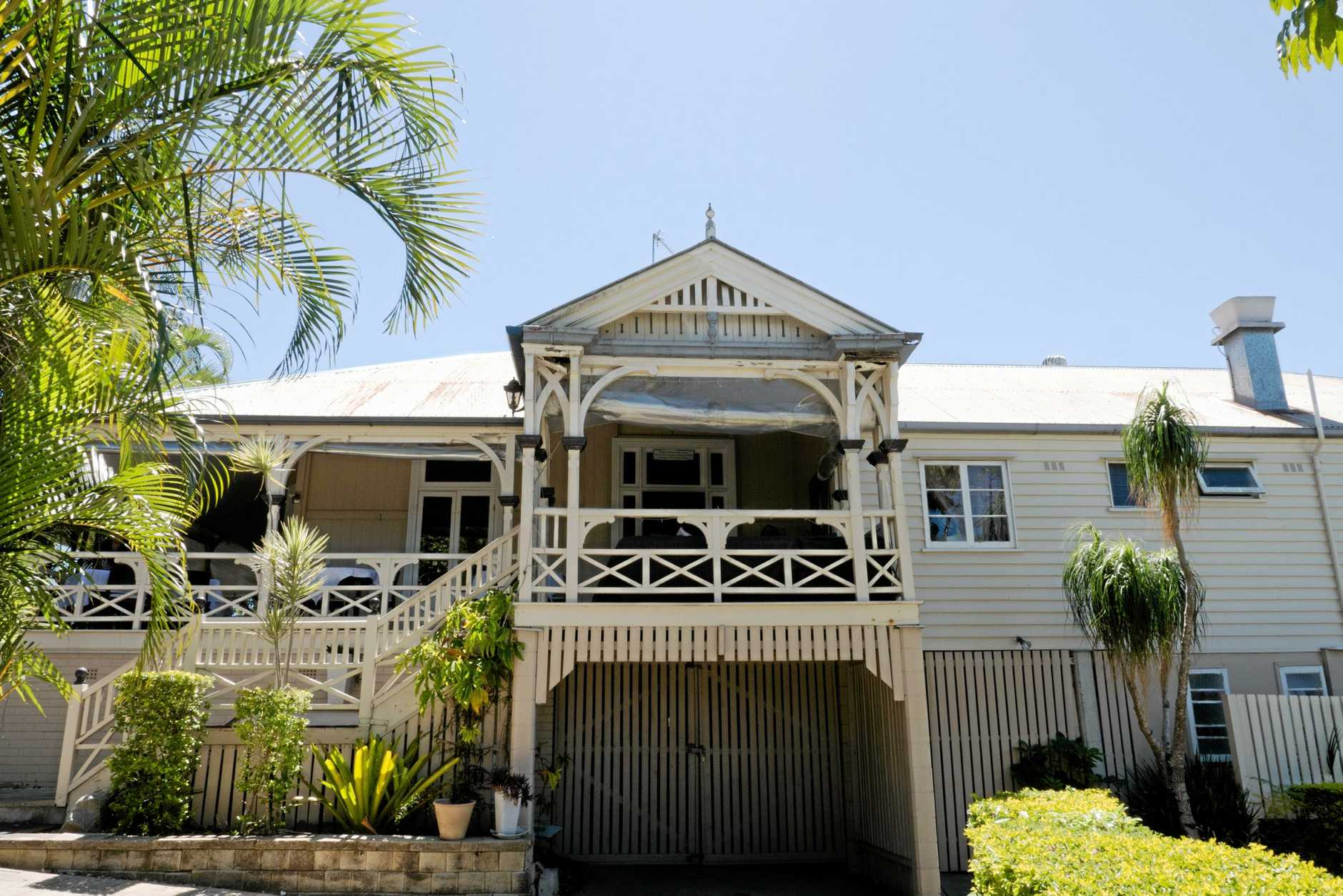 Kingston House has its own ghost stories and colourful history.